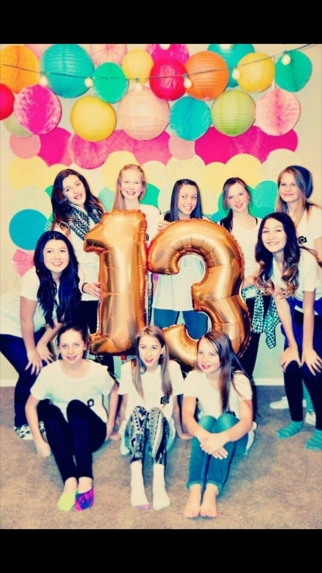 Cool amazing photo shooting of a 13th bday BirthdayParty themes