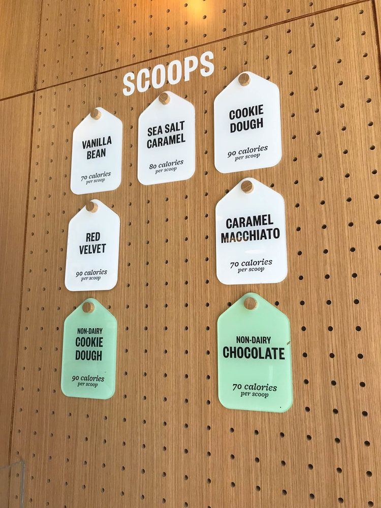 Ice Cream Review: Halo Top Scoop Shop - Los Angeles, CA