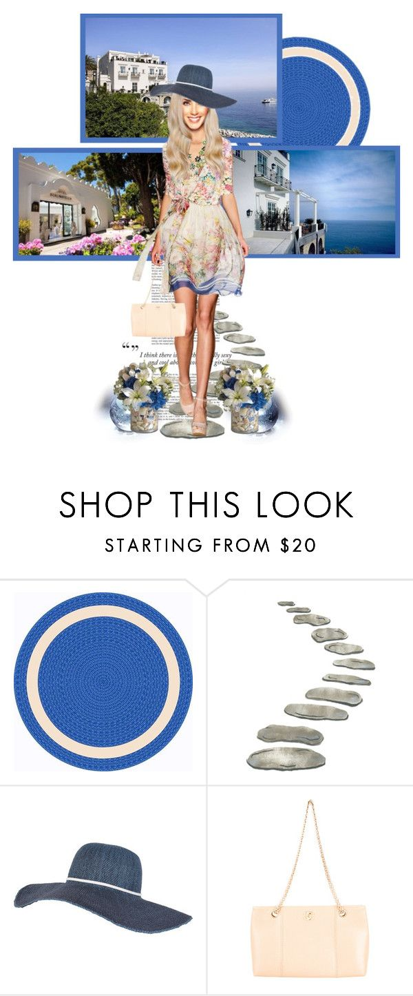 """JK Capri"" by annynavarro ❤ liked on Polyvore featuring Haze, PATH, Billabong and Chanel"