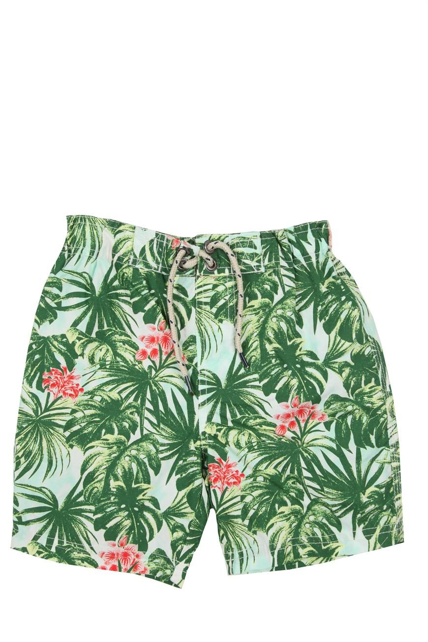 43524b2866 bobby boardshort in floral print from Cotton On Kids | KIDSWEAR ...