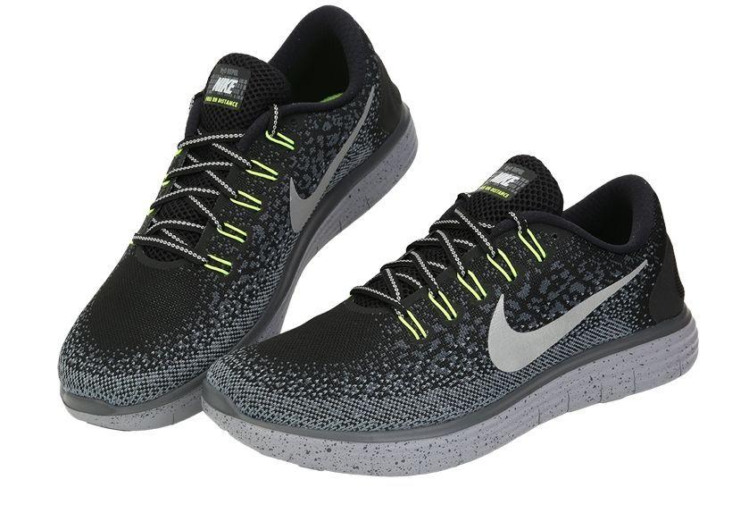 pretty nice ee019 160de Nike Free RN Distance Shield Men s Running Shoe FREE TRACKING