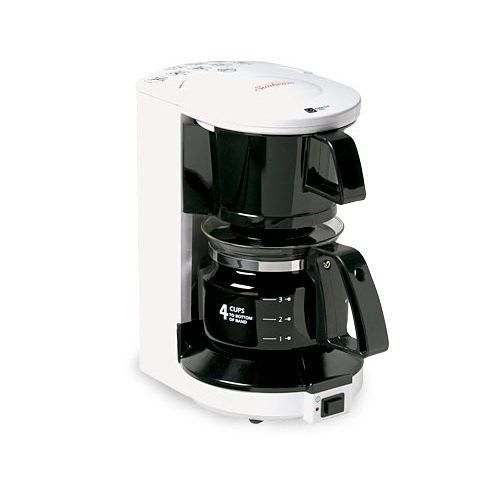 Sunbeam 3279 500 4 Cup Coffee Maker 220 Volts Not For Usa Or Canada 4 Cup Coffee Maker Coffee Machine Best Coffee Maker
