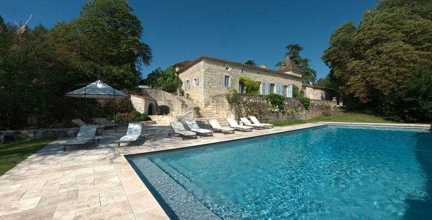 Exceptional French Holiday Rental Country Home