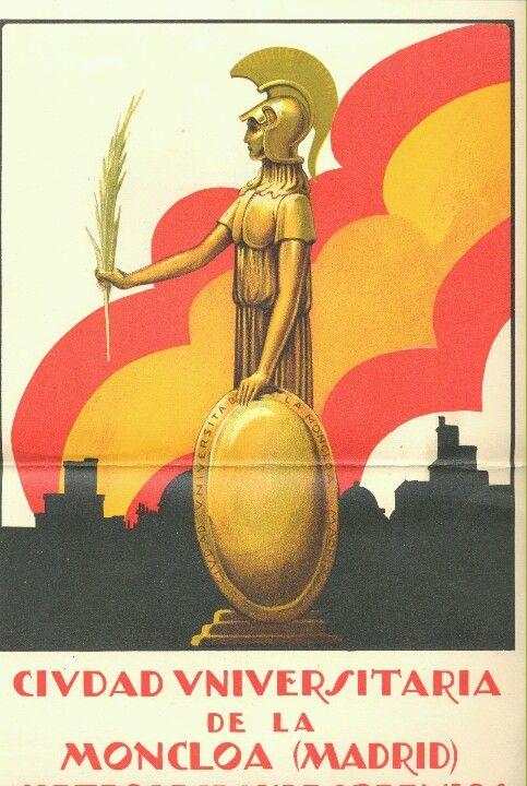 Anuncio de lotería 1928. Archivo UCM