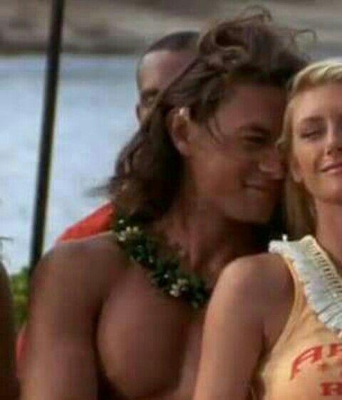 Jason Baywatch Hawaiian Wedding