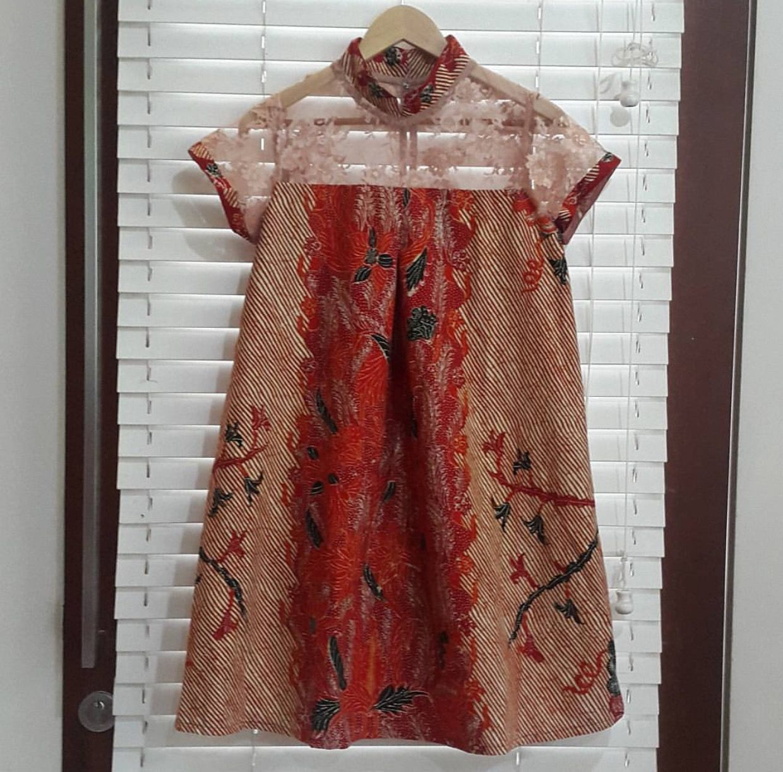Pin By Kizee Chic On Batik Ethnic Pinterest Kebaya Dress Baju Pesta Anak Brukat Hitam Kombinasi