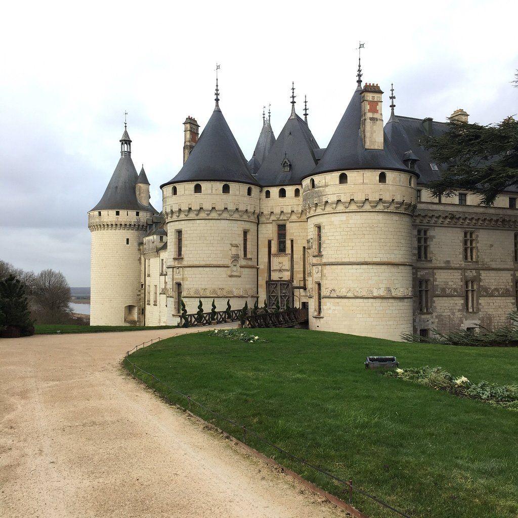 Epingle Sur Chateaux Du Val De Loire
