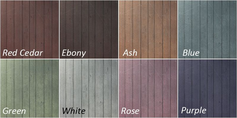 Country Floors, aged
