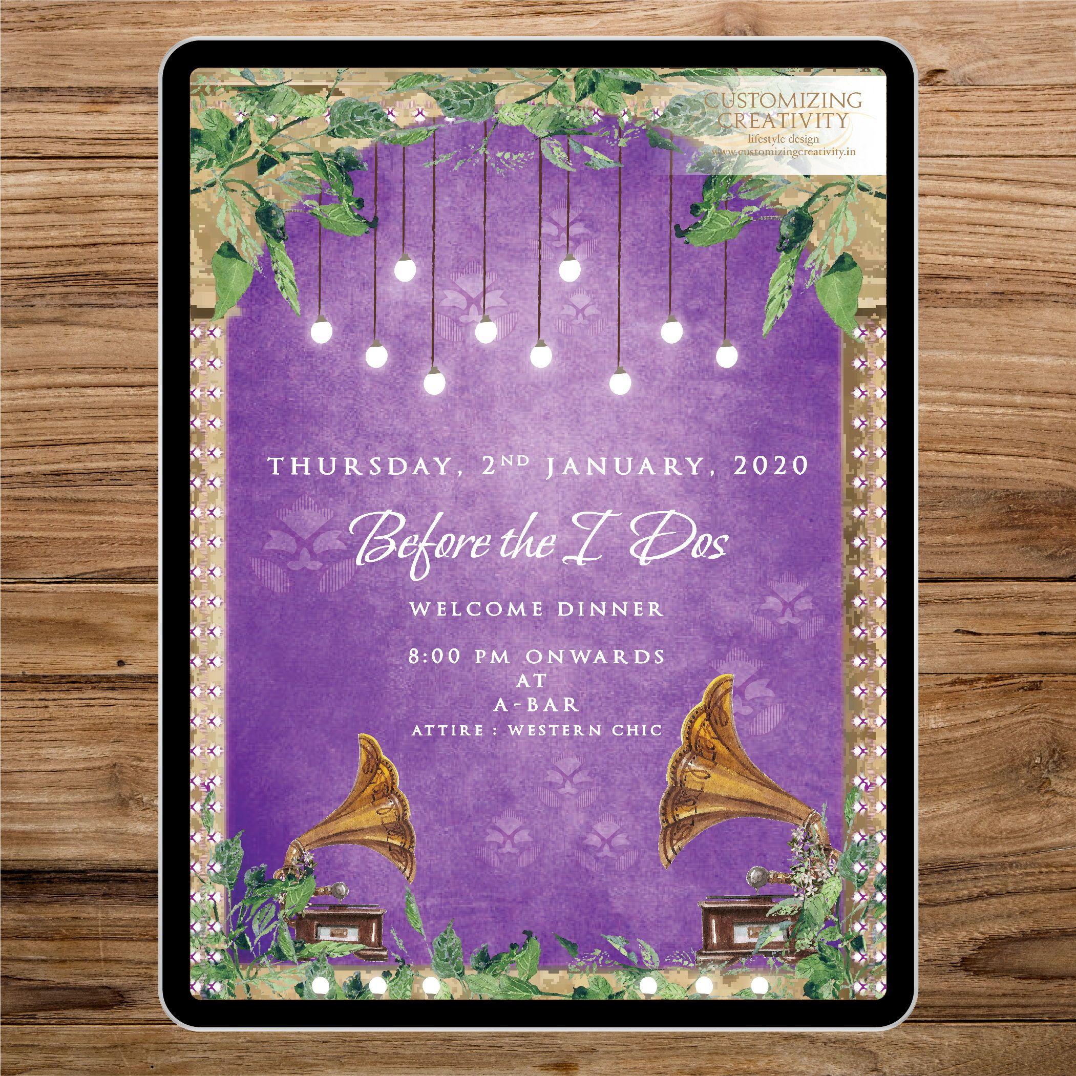 Digital Invites Evite Designs Eversion E Vite E Cards Invites Invitation Cards Wedding Invite Indian Wedding Cards Wedding Cards Simple Wedding Cards