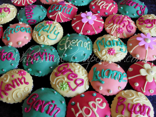 Cupcakes With Names With Images Personalised Cakes Cupcakes