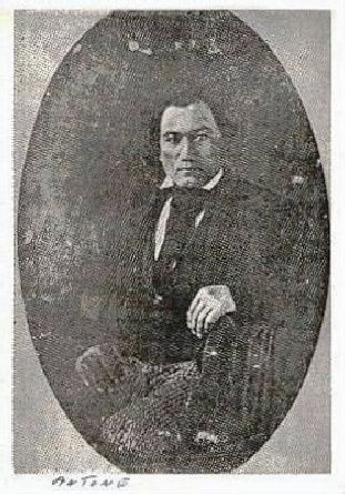 Antoine Barada  1/2 Omaha Indian and 1/2 French  My great great great (3greats) Grandfather