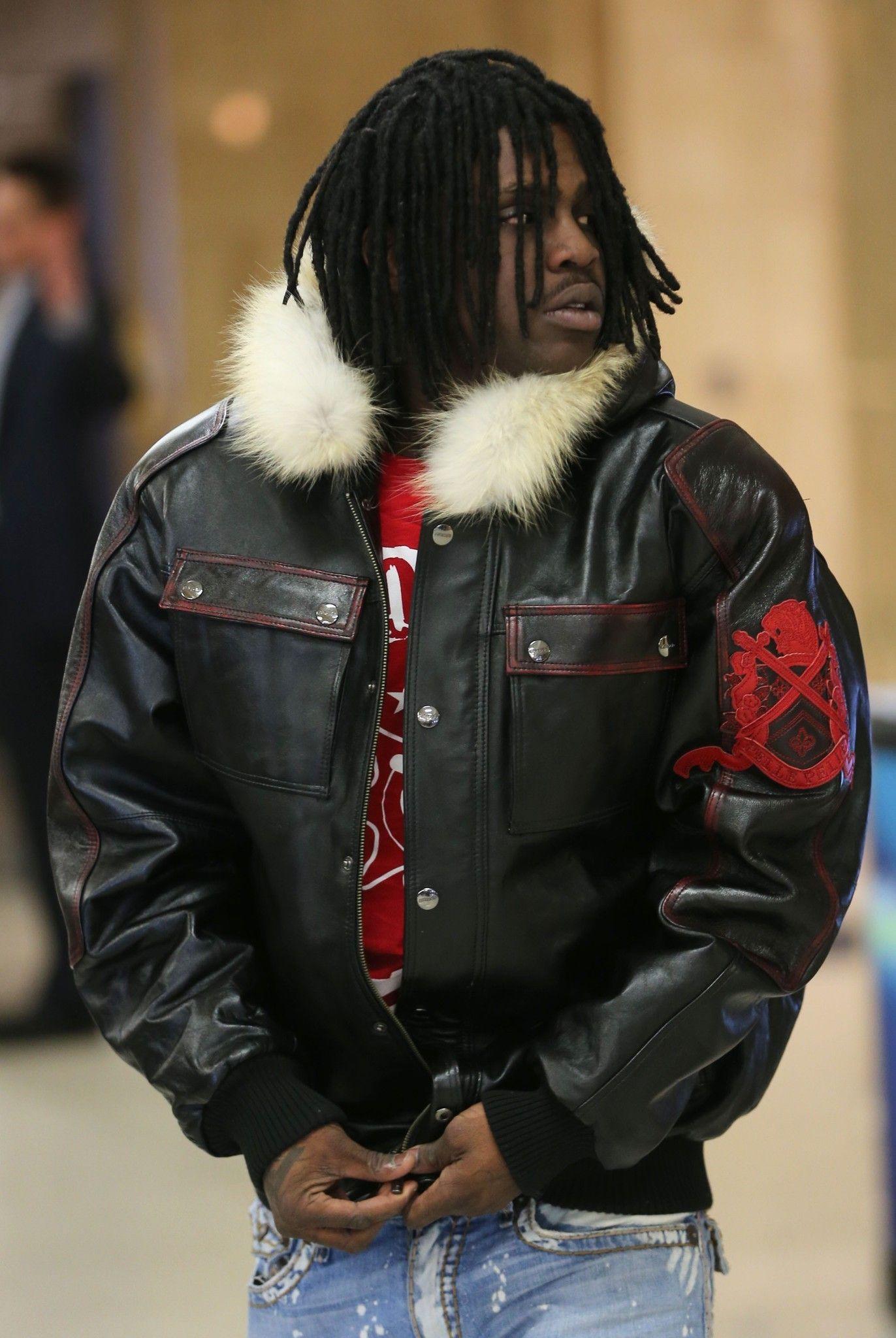 Chief Keef Jacket