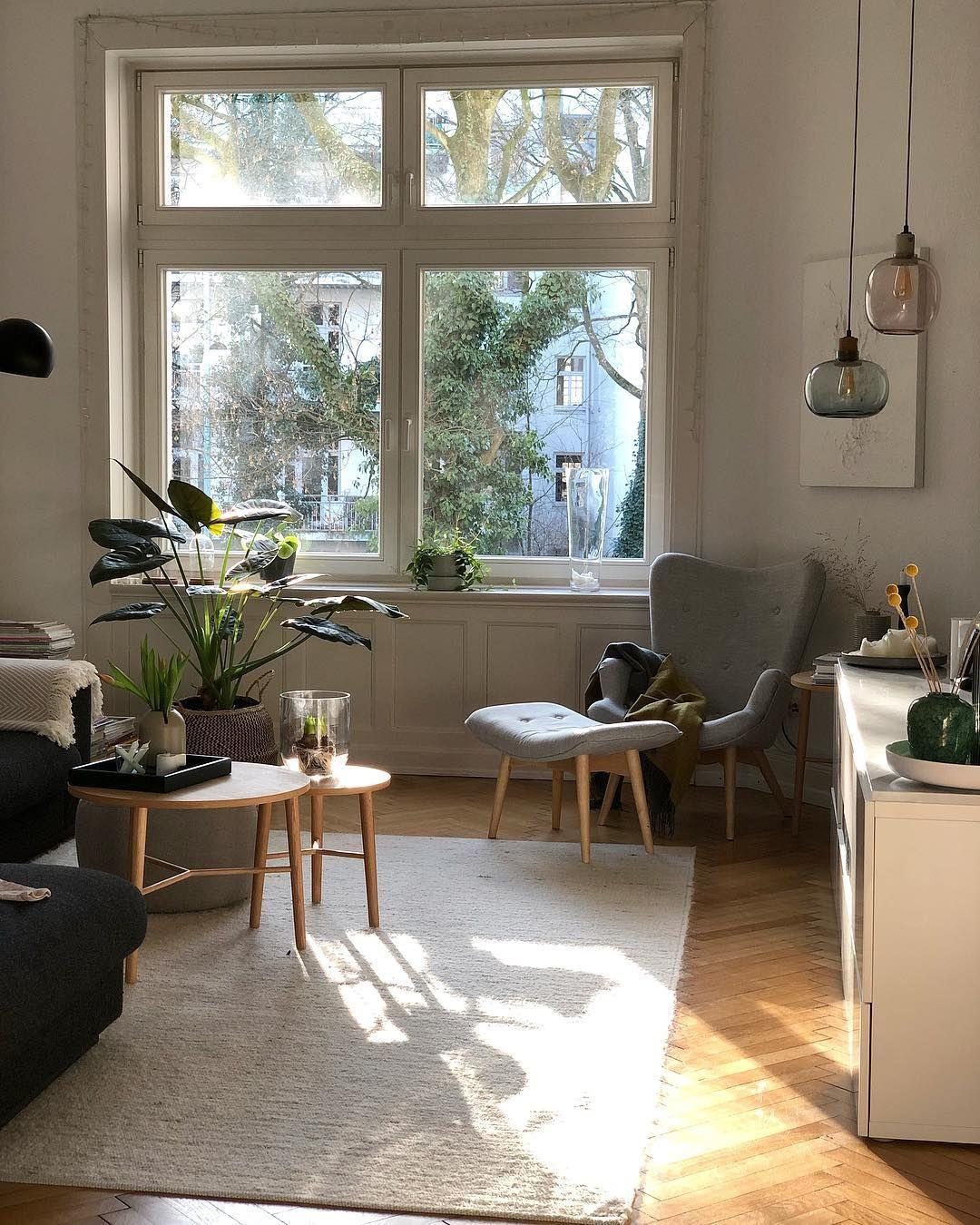 """Photo of Anne Dirfard on Instagram: """"Guten Morgen, Mann, Sessel, Sofa. Alles wieder an seinem gewohnten Platz! ❤️😉 . Ad Good Morning, Husband, armchair, sofa. Everything back…"""""""