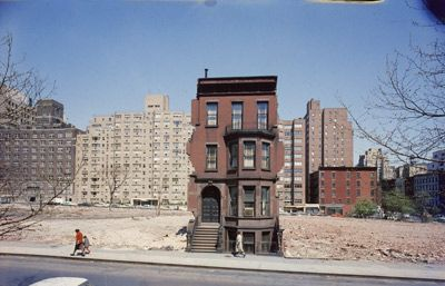 How Real Estate Property Taxes Work Brownstone Building Vintage New York