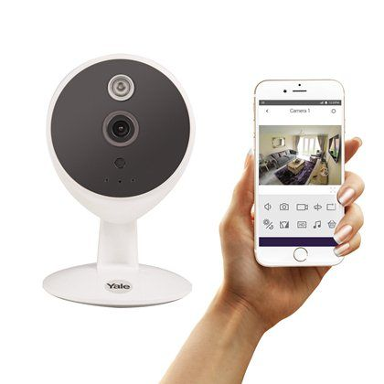 Home View Ip Camera Wipc 301w Ip Cameras Smart Locks Smart Home Alarm Sys Alarm Systems For Home Smart Home Alarm System Wireless Security Camera System