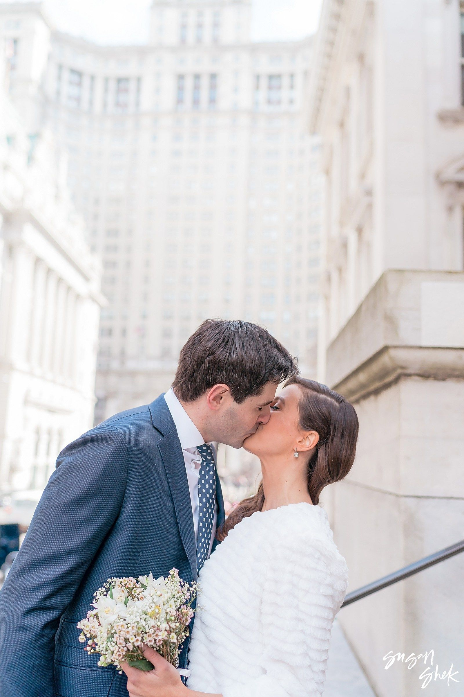 City Hall Wedding Photographer Susan Shek Photography in