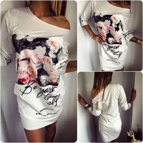 2016 Fashion women dress Half Sleeve Print Summer Dress Letter Print Sheath Sexy Dress Tunic Bodycon Women Vestidos