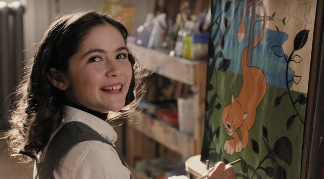 This horror movie wallpaper is from the Orphan. Here the ...