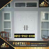 0812-9162-6105 (FOTRESS), selling steel door All wood moti …