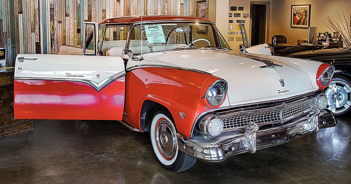 1955 Ford Crown Victoria | eBay | Ford | Pinterest | Ford, Crown and ...