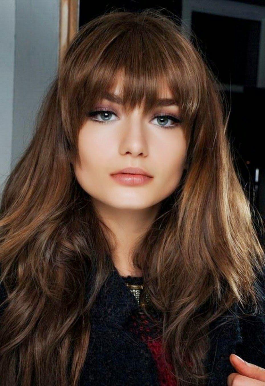 tendencias en cortes de pelo para mujer u pelo largo via modaellas