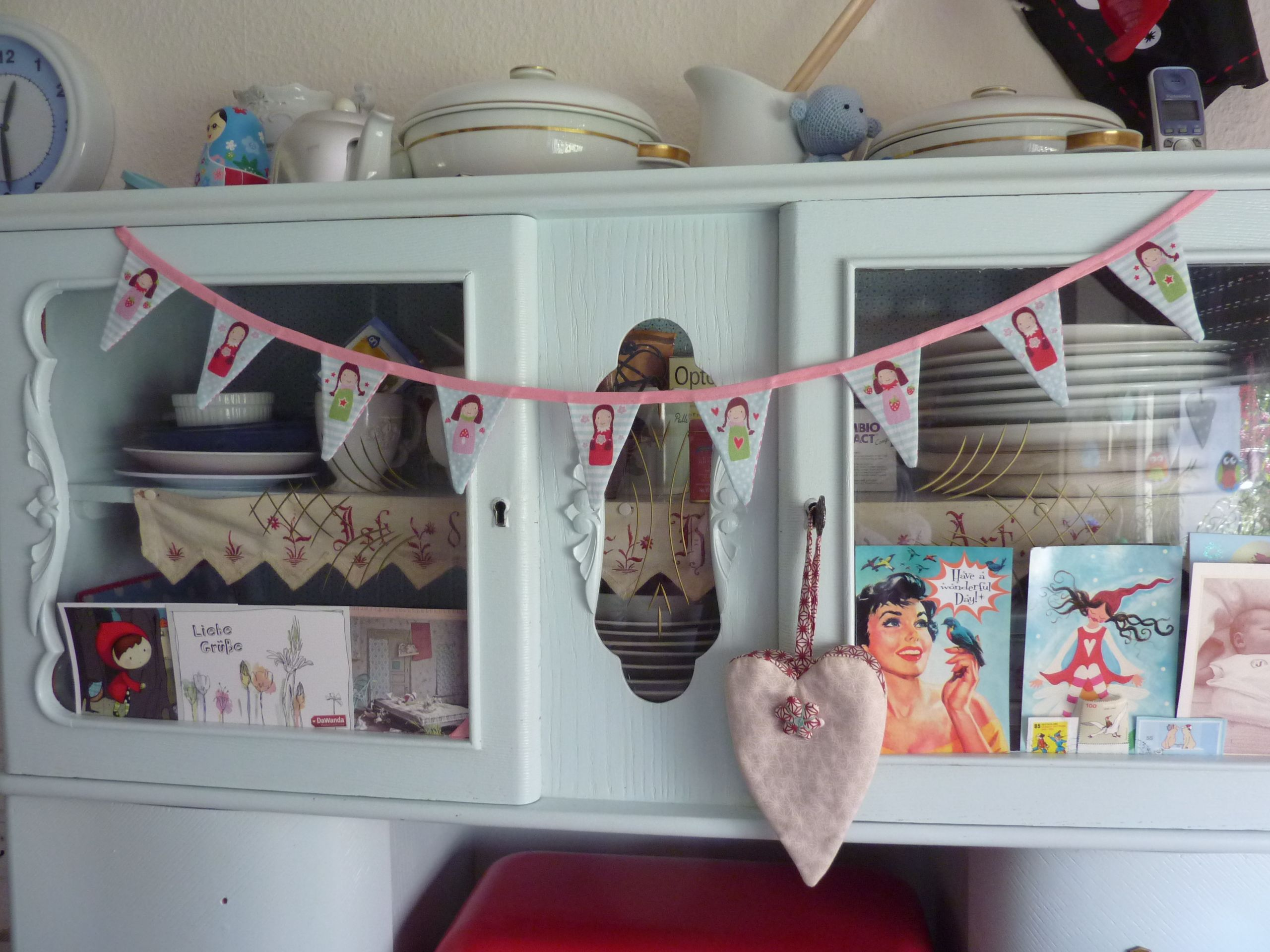 kleine paulina wimpel ♥  shabby chic home