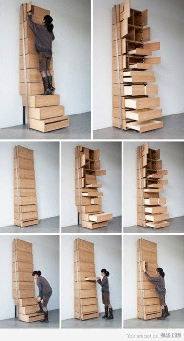 of course more storage. | for my dream space | pinterest | storage