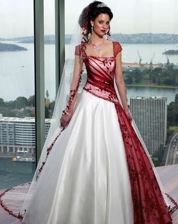50 fotos con vestidos de novia diferentes 2019 | vestidos largos