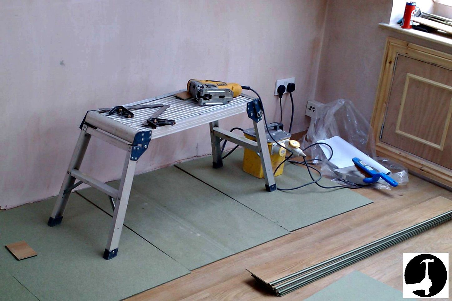 Pin on Flooring how to lay