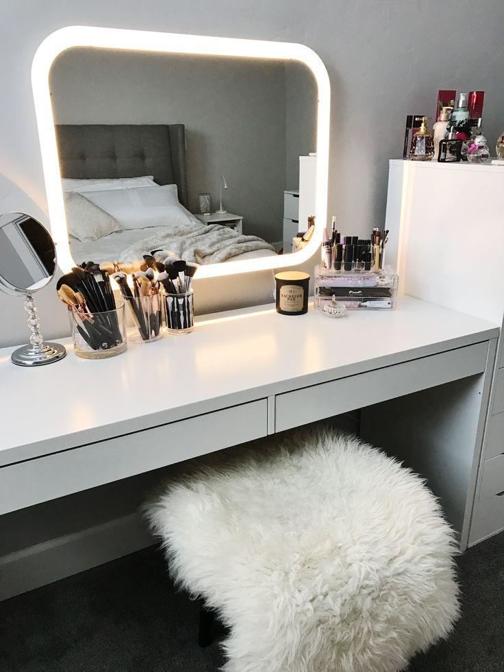 Schminktisch Dekorieren 17 diy vanity mirror ideas to your room more beautiful