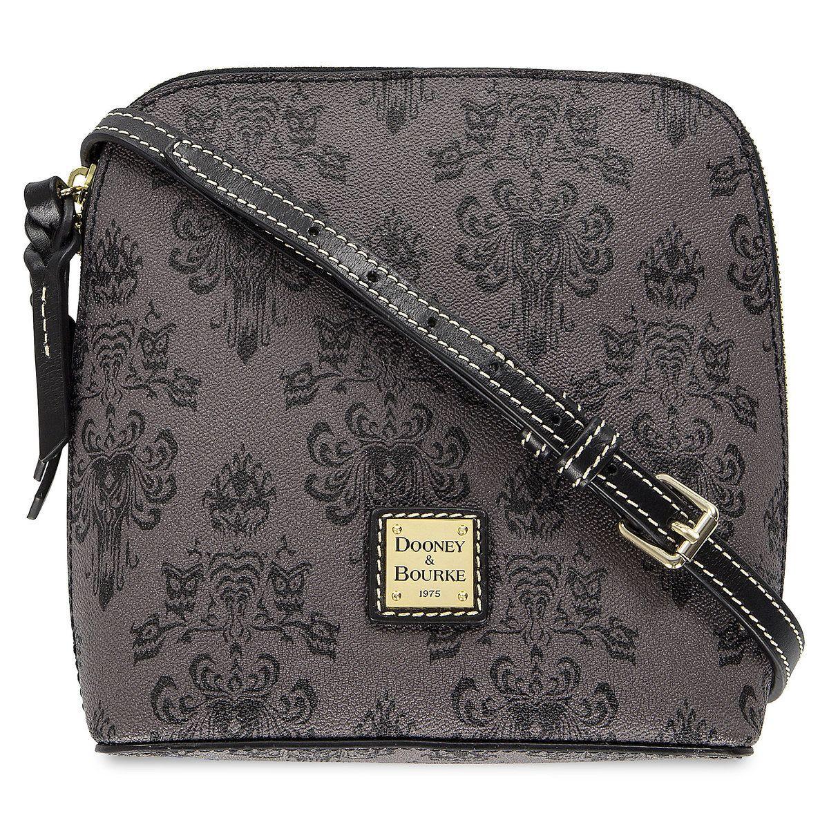 Haunted Mansion Dooney Bourke Handbags Are Now On Shopdisney Dooney Bourke Handbags Dooney Bourke Dooney And Bourke Disney