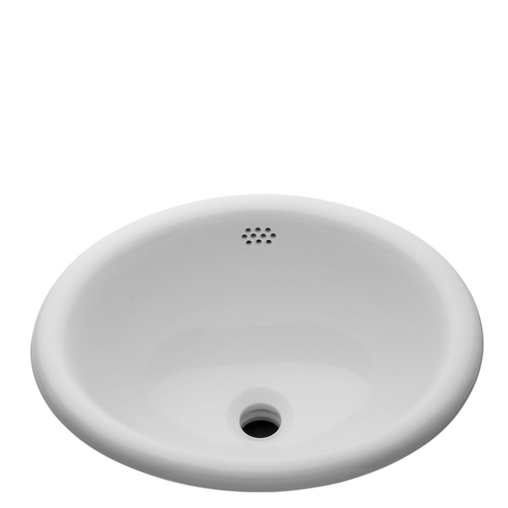 Manchester Drop In Oval Vitreous China Lavatory Sink 19 1 4 X 15
