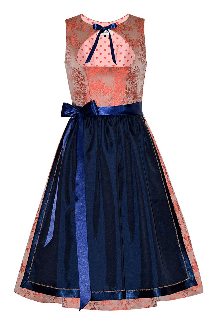 ROOSAROTH - Dirndl Couture |  [S♥]