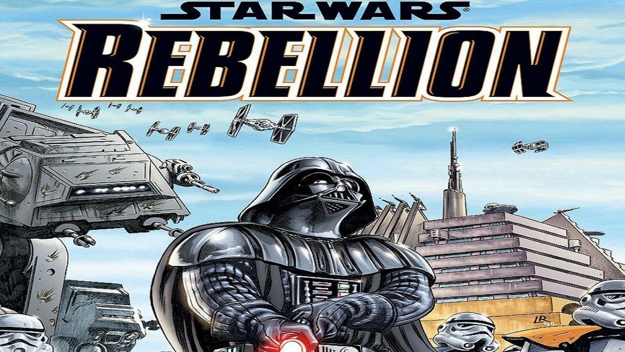 Underrated PC Game Star Wars Rebellion