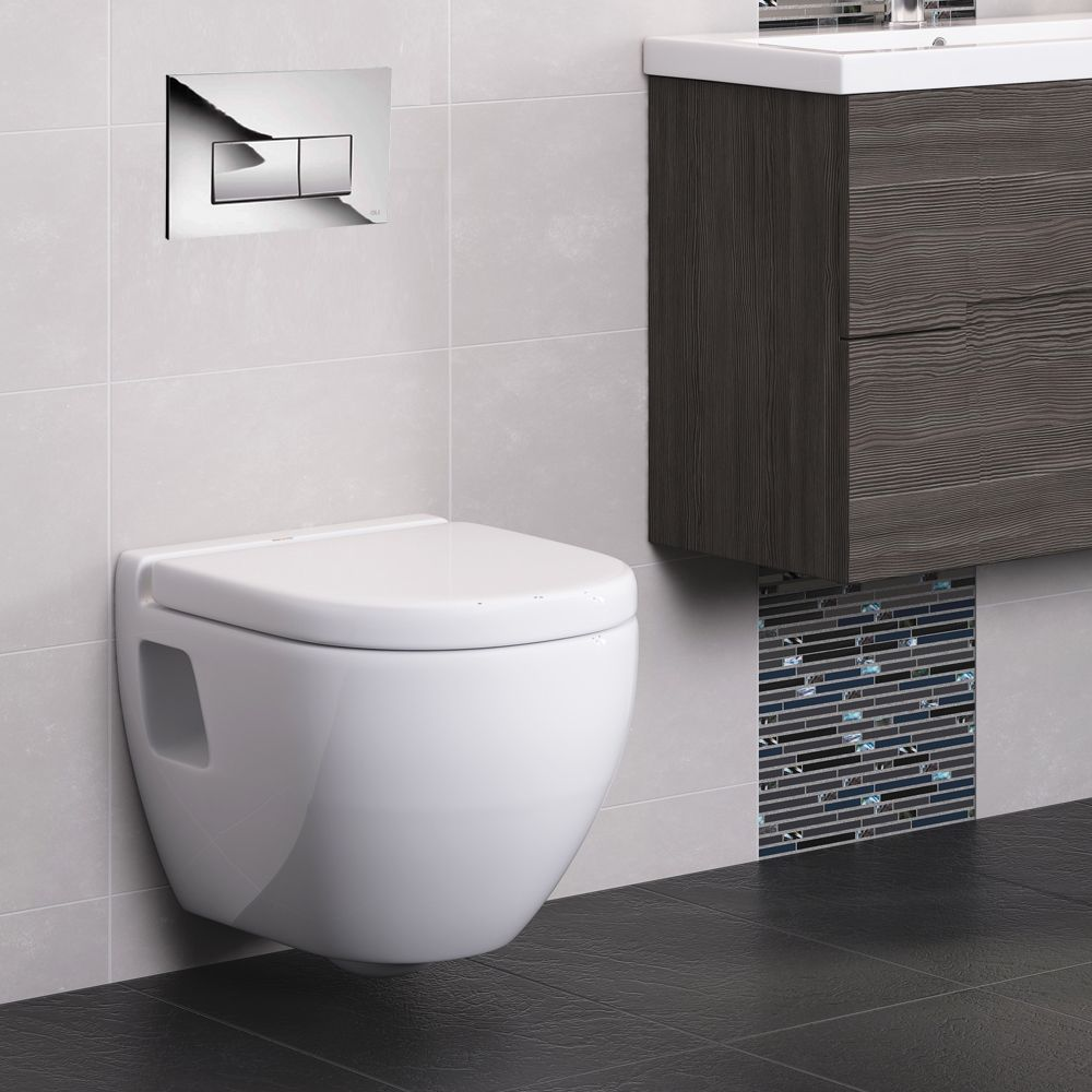 Compact Concealed Wc Cistern With Wall Hung Frame Amp Modern