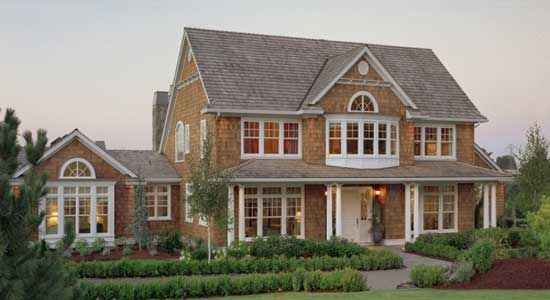 Cedar Shake Siding Benefits Of Shingle Siding Prices Styles Shingle House Victorian House Plans Shingle House Plans