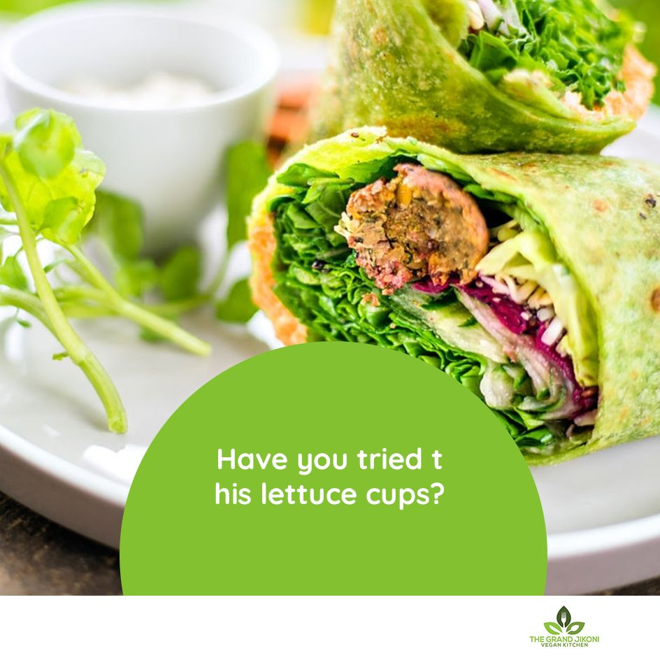 New Year's just around the corner, why not stray from tradition food and try this excellent vegan food perfect lettuce cups as your light bite or day starter? Click the link in the bio to enroll your child to learn how to make it in a fun way. * * * #vegan #plantbased #veganfood #vegetarian #crueltyfree #healthyfood #organic #glutenfree #food #healthy #govegan #foodie #vegansofig #foodporn #veganlife #whatveganseat #love #vegano #instafood #veganism #healthylifestyle #fitness #veganfoodshare