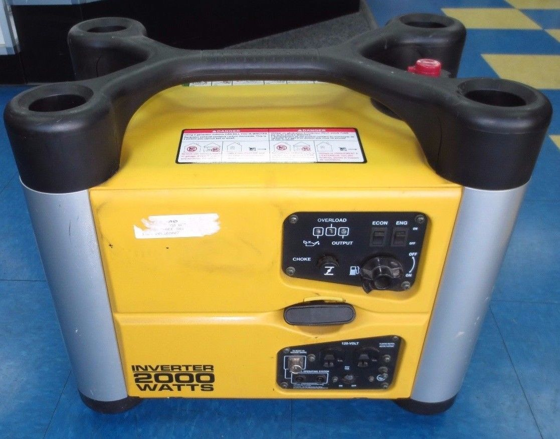 Champion Power Equipment 73552i 2000 Watt Stackable Portable Inverter Generator Portable Inverter Generator Inverter Generator Landline Phone