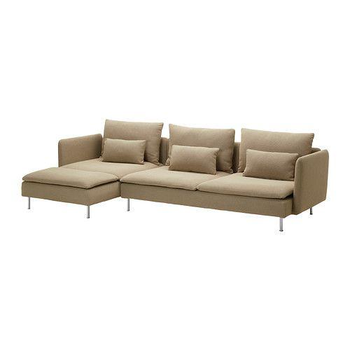 s derhamn 3er sofa und r camiere repl sa beige ikea elutuba pinterest. Black Bedroom Furniture Sets. Home Design Ideas