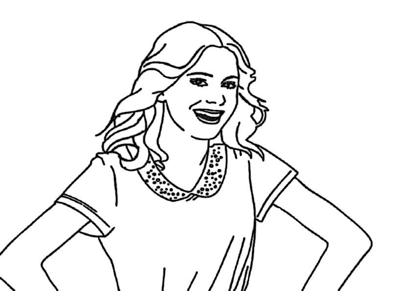 ausmalbilder violetta  coloring pages coloring pages for