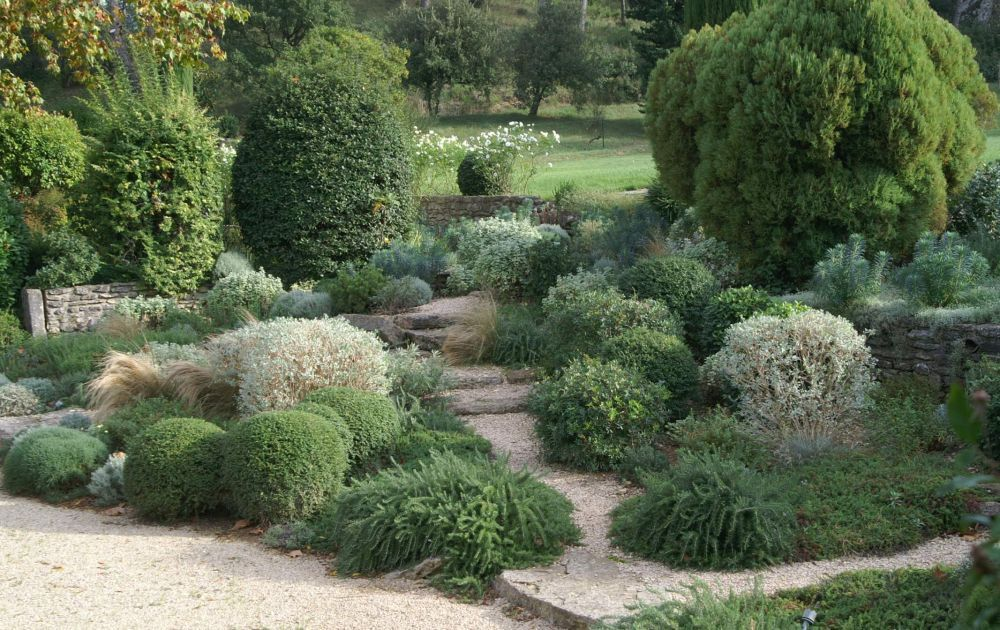 jardin de rocaille saint r my de provence jardin garden pinterest jardin de rocaille. Black Bedroom Furniture Sets. Home Design Ideas