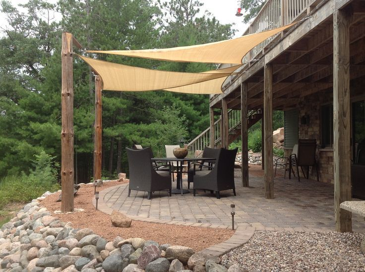 Image Result For Shade Sail On Pergola Shade Sails Patio