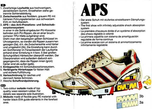 Zapatos adidas APS folleto Pinterest Adidas, zapatos y entrenador