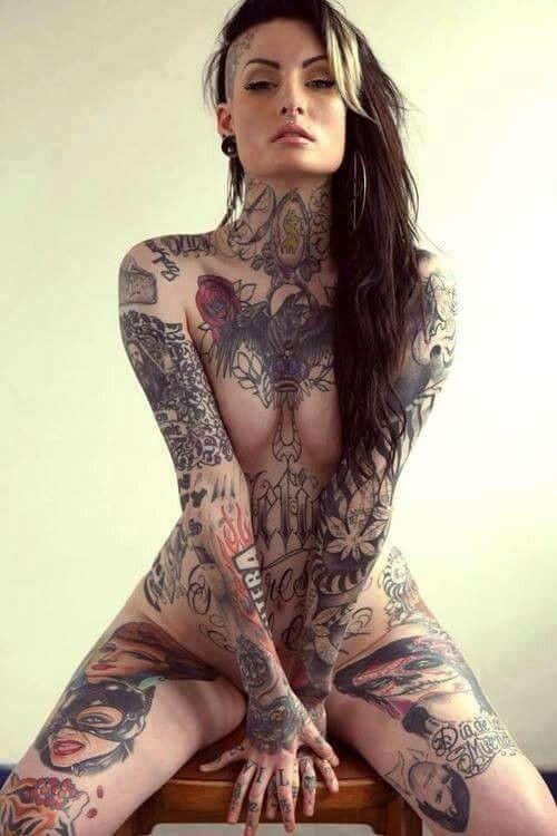 Hot Tattooed Bitches