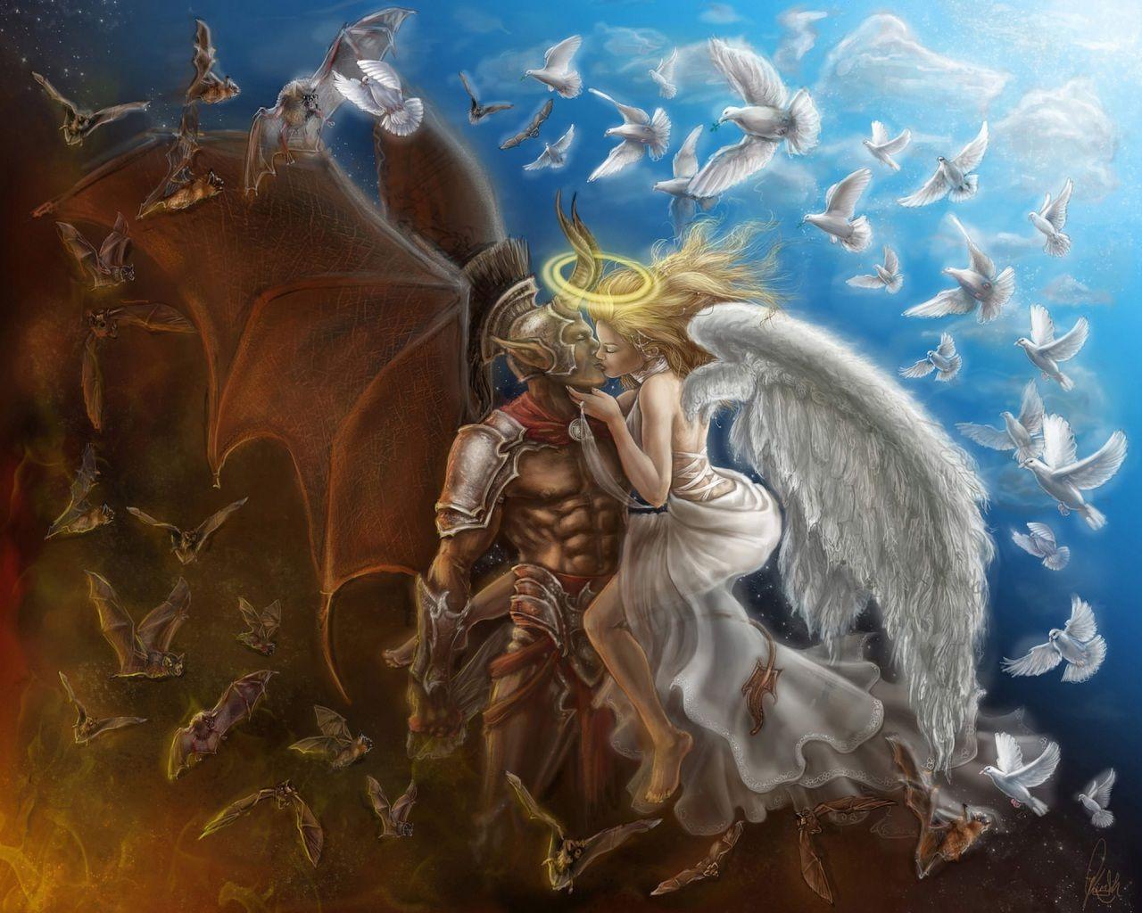 Downloaden engel fantasy bilder kostenlos Engel Ausmalbilder