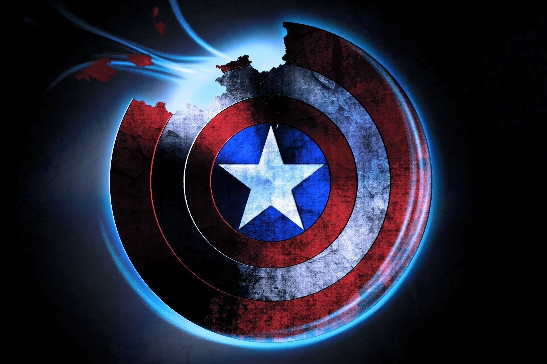 Captain America Screensavers And Backgrounds Free