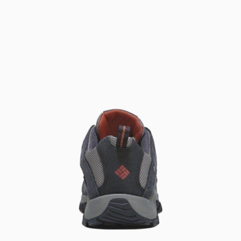 Columbia Men S Crestwood Medium Wide Hiking Shoe Boots Quarry Grey 2020 Ayakkabi Bot Yuruyus Botu