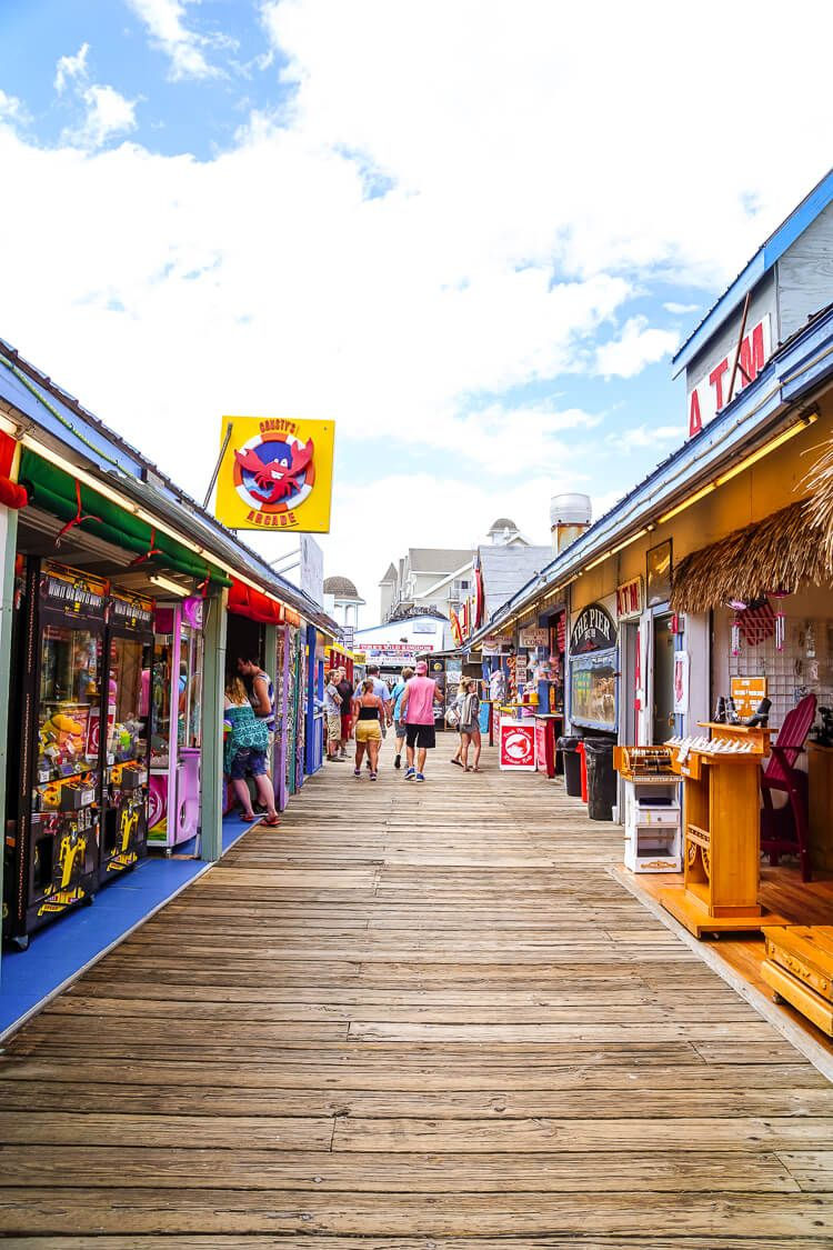 Planning A Summer Trip To Maine Make Sure You Add Old Orchard Beach Your Itinerary The Pier Food And Amut Park Are Must