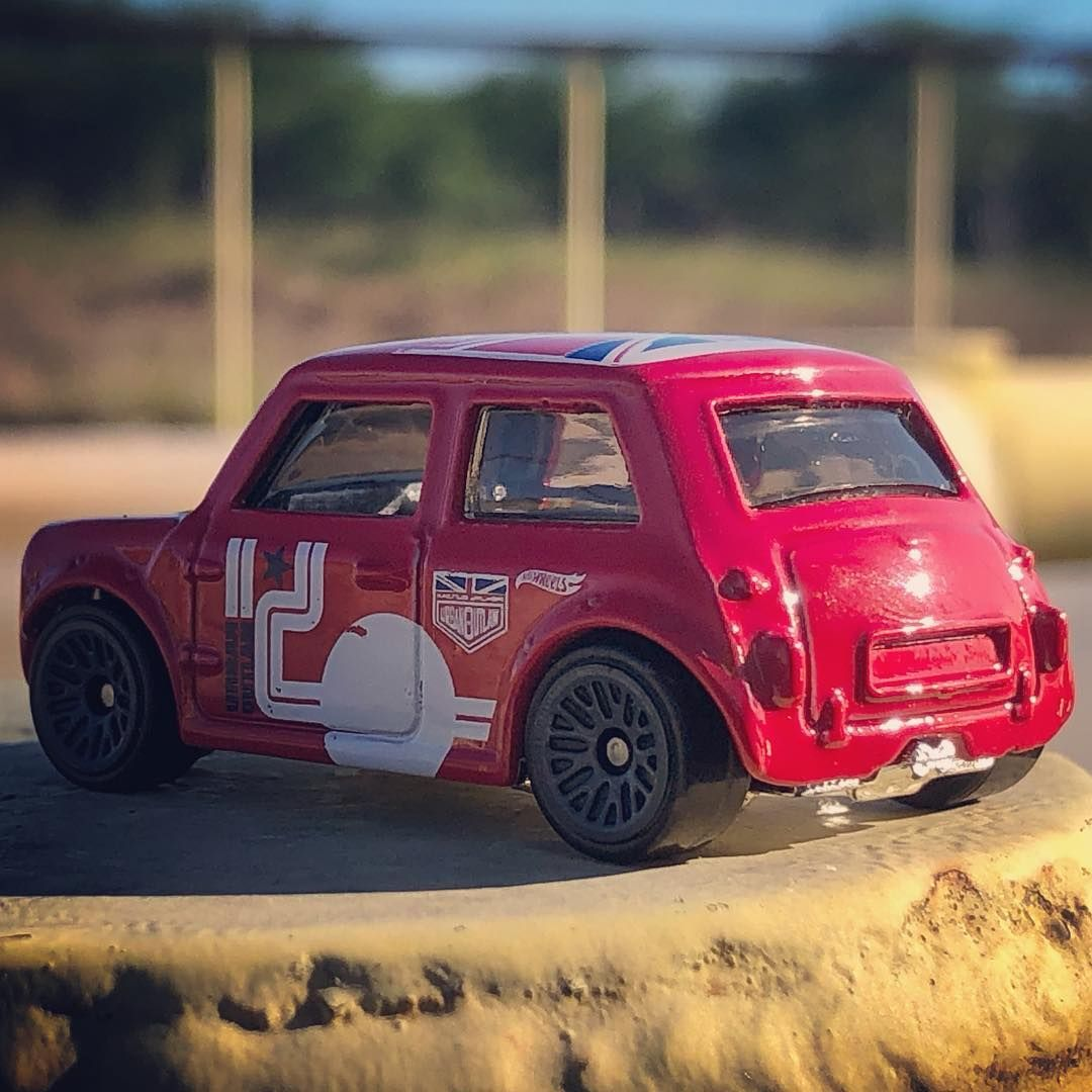 Morris Mini Morris Mini Cooper By Hot Wheels 05 From The 2018