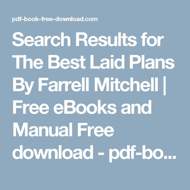 Manual simplicity regent ebook manual array search results for the best laid plans by farrell mitchell free rh pinterest com fandeluxe Choice Image